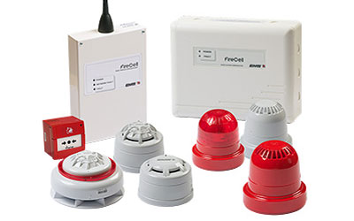 Fire Alarm Installation Devon