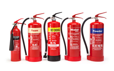 Fire Extinguishers Devon