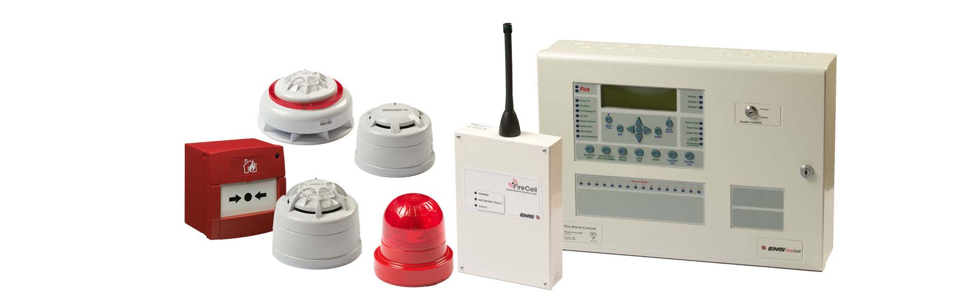 Fire Alarms Installation North Devon