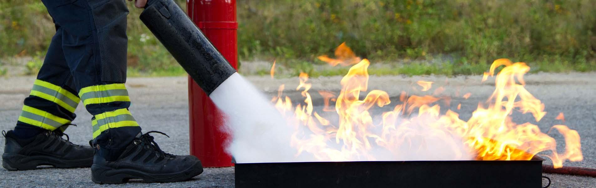 Fire Safety Training North Devon